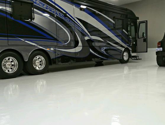 poxy garage floor installers